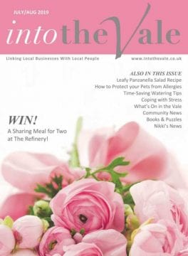 Into the Vale July/Aug cover